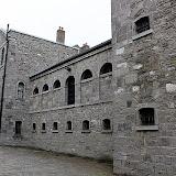 The Yard Where Inmate Children Walked in Circles All Day, Kilmainham -- Dublin, Ireland