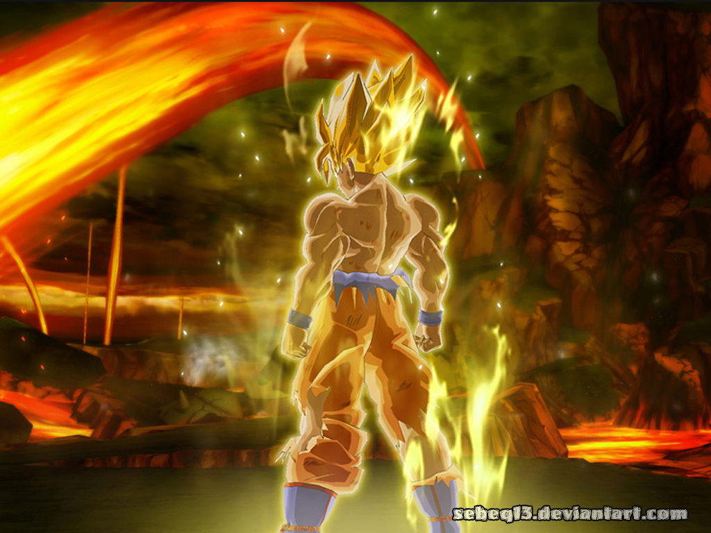 Imagenesde99 Imagenes Grandes Para Fondo De Pantalla De Goku