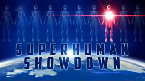 Sekrety supermocnych / Superhuman Showdown (2011) PL.TVRip.XviD / Lektor PL