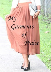 My Garments of Praise