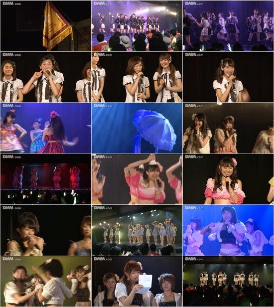 """(LIVE)(公演) SKE48 チームS """"制服の芽"""" 二村春香の生誕祭 150514"""