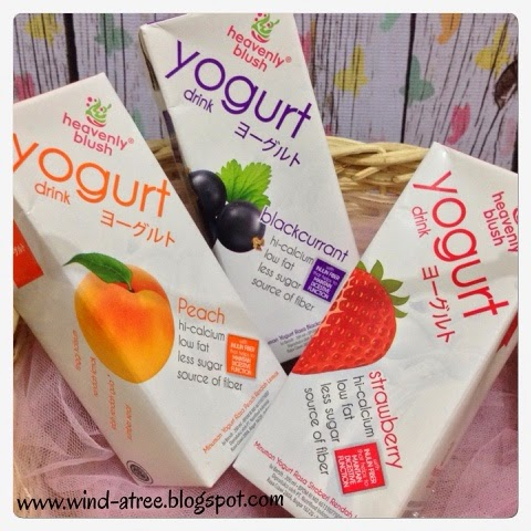 Heavenly Blush Yogurt