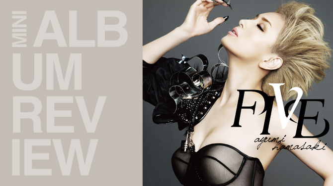 Ayumi Hamasaki - Five | Mini album review
