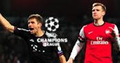 Bayern Munich vs. Arsenal en Vivo - Champions League