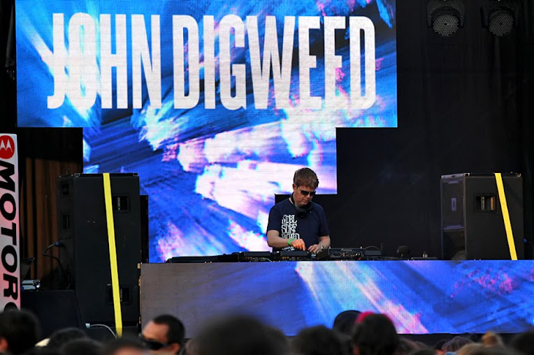 John Digweed New Year's Day Party 01.01.2013