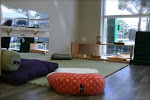 LePort Private School Irvine - Cuddle corner for infants at Montessori daycare