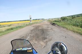 Ulaz u Mordoviju
