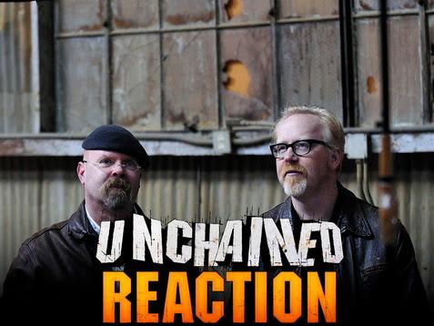 Reakcja nie³a?cuchowa / Unchained Reaction (2012) PL.TVRip.XviD / Lektor PL