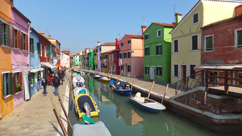 Burano, Veneto, Italia