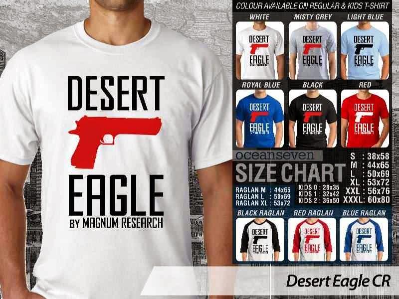 KAOS Militer Desert Eagle distro ocean seven