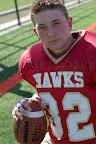 #32 Jake Heathcote 6'3″, 195lb, Gr9 RB/LB