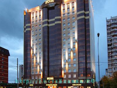 отель Орехово-Царицыно, КостаБланка.РФ