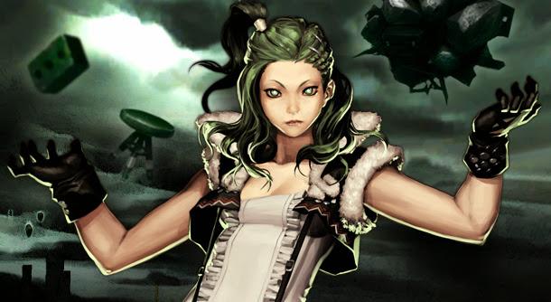 Ngắm tạo hình các nhân vật trong Cyphers Online - Ảnh 23