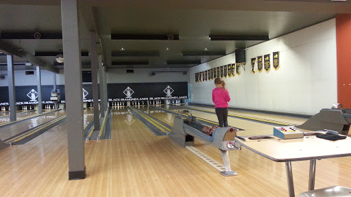 Black Diamond Lanes, 1241 5 Ave, Prince George, BC V2L 3L3, Canada, Bowling Alley, state British Columbia