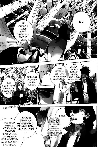 Air Gear 318 manga online page 15