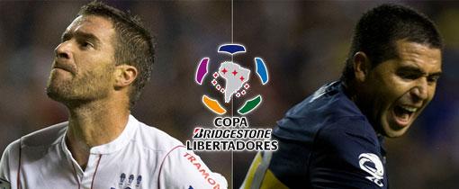 Nacional vs. Boca Juniors en Vivo - Copa Libertadores
