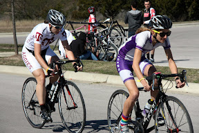 U of Texas Race Weekend - Crit - Feb 2013 - By Emily Barrera