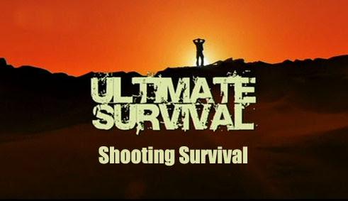 Szko�a przetrwania Ekipa dzielnego podr�nika / Ultimate Survival Shooting Survival (2010) PL.TVRip.XviD / Lektor PL