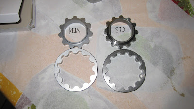 Nissan Vs Reimax Oil Pump Drive Gear