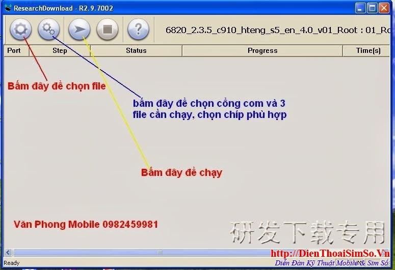 Tool Flash + File Flash,phá mật khẩu google Sam Sung A7100 Chip SPD SC6820 2 sim