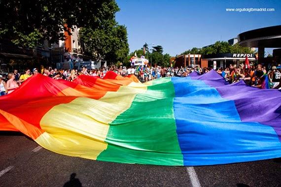 Madrid Orgullo 2015