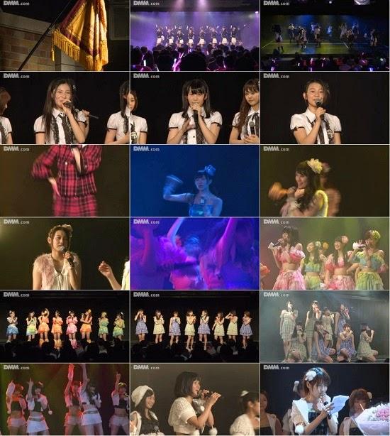 "(LIVE)(公演) SKE48 チームS ""制服の芽"" 犬塚あさなの生誕祭 150312 & 150320"