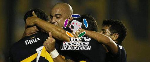 Boca Juniors vs. Nacional en Vivo - Copa Libertadores