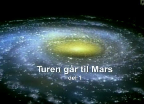 Prze¿yæ w kosmosie / Turen Gar Til Mars (2010) PL.TVRip.XviD / Lektor PL