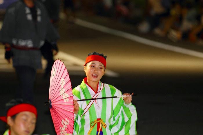第59回よさこい祭り☆本祭2日目・升形地域競演場40☆上2目1083