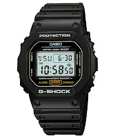 Casio G-Shock : DW-5600E-1V