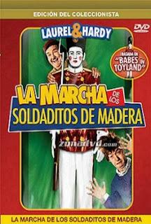La Marcha de los Soldaditos de Madera