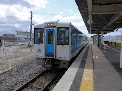 羽前長崎駅