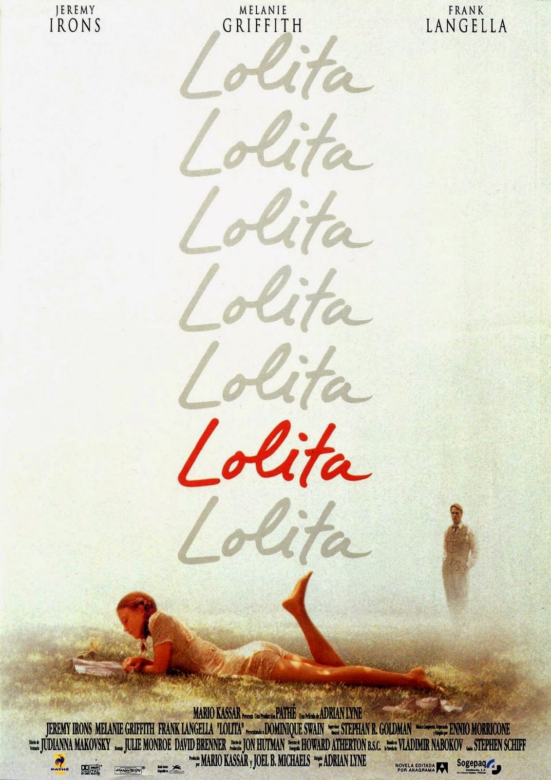 Nàng Lolita - Lolita (1997)