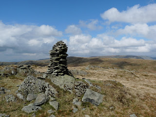 Harrop Pike cairn