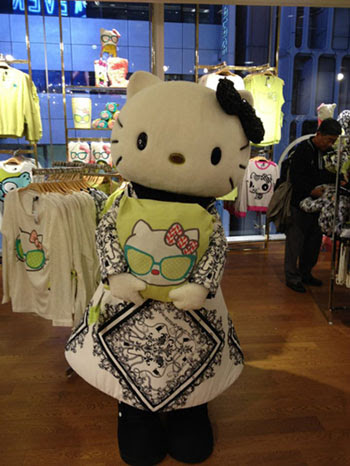 Forever 21 and sanrio collaborate
