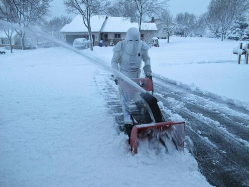 Meanwhile, on Hoth