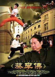 Lò Võ Trung Hoa - Choy Lee Fut