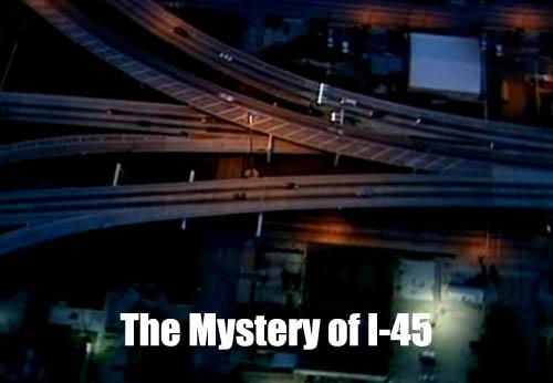 Tajemnica autostrady I-45 / The Mystery of I-45 (2000) PL.TVRip.XviD / Lektor PL