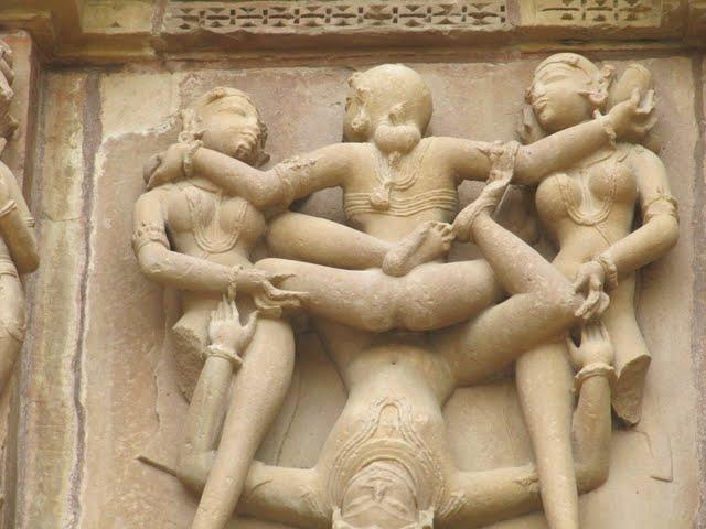 Kamasutra temples Khajuraho