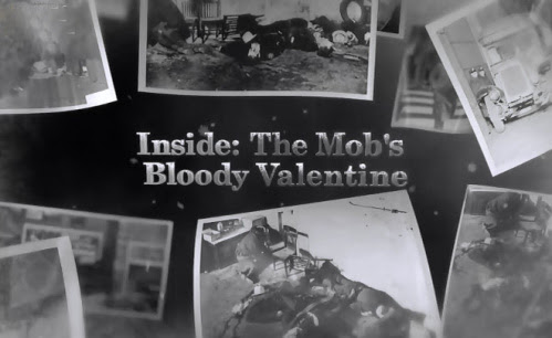 Za kulisami Mafijne walentynki / Inside The Mob's Bloody Valentine (2011) PL.TVRip.x264 / Lektor PL