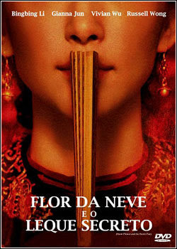Download Flor da Neve e o Leque Secreto   Dublado DVDRip Avi