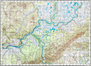 Map 100k--p58-057_058--(1952)
