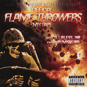 Vodsod Official Flamethrowers Mixtape