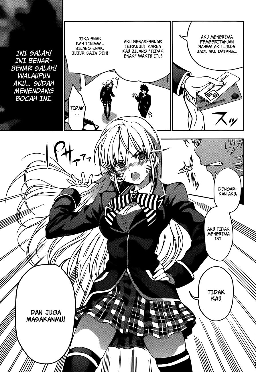 Shokugeki no Souma Chapter 4-12