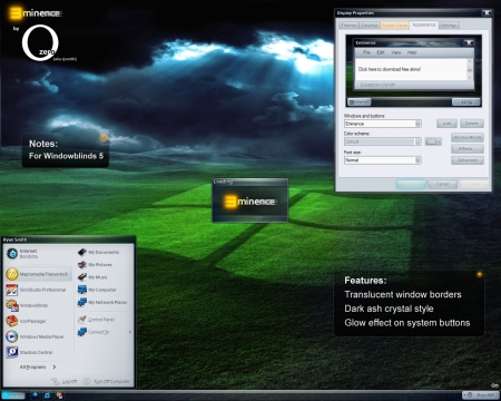 55 most Beautiful free Window XP Themes and Visual Styles Gadget Explorer