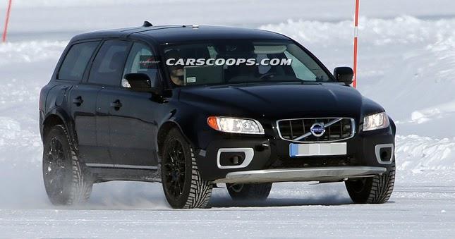 Volvo Xc70 New Model 2014 Test   Upcomingcarshq.com
