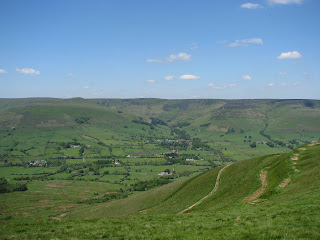 Edale from Mam Tor