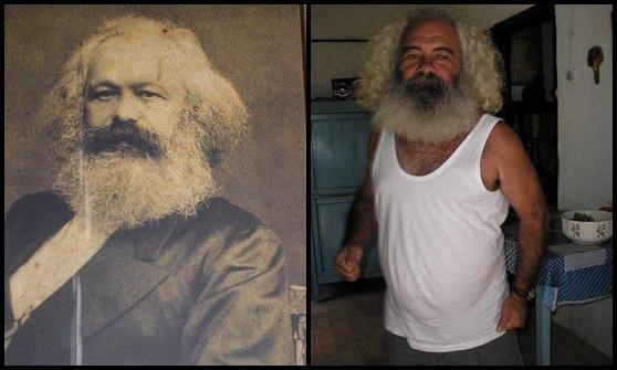 karlmarx Karl Marx está vivo