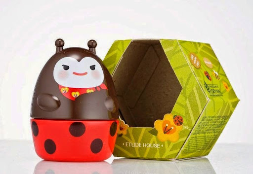 Pengharum Tubuh Etude House Missing U Hand Cream Lady Bug : MEH-29