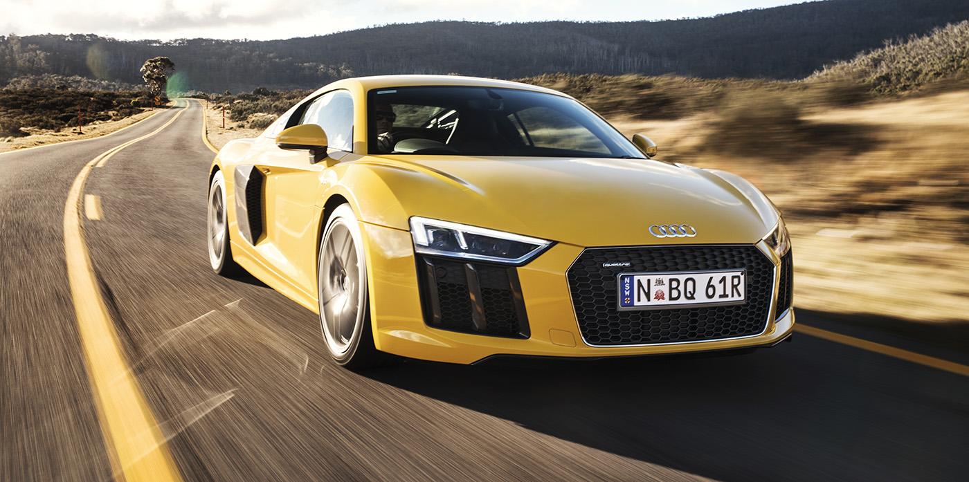 Audi R8 2016 đang ở thời kỳ hoàn kim với thế hệ thứ hai hoàn hảo